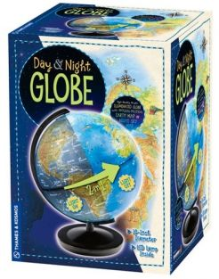 DAY & NIGHT GLOBE #673017 BY T