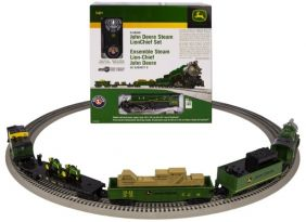 O JOHN DEERE STEAM LIONCHIEF T