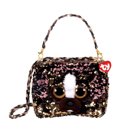 BRUTUS DOG SEQUIN PURSE #95134