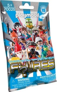 FIGURES SERIES 15-BOYS MYSTERY