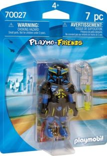 SPACE AGENT PLAYMO-FRIENDS SET