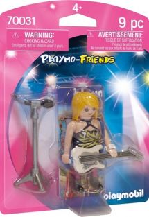 ROCKSTAR PLAYMO-FRIENDS FIGURE