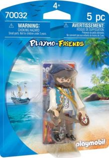 PIRATE PLAYMO-FRIENDS FIGURE #