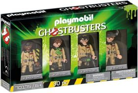 GHOSTBUSTERS COLLECTIBLE FIGUR