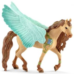 DECORATED PEGASUS STALLION FIG