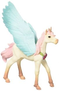 UNICORN PEGASUS FOAL FIGURE