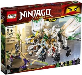 THE ULTRA DRAGON-NINJAGO LEGAC