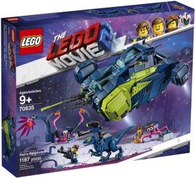 REX'S REXPLORER-LEGO MOVIE 2 S