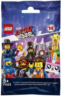 THE LEGO MOVIE 2 MINIFIGURES