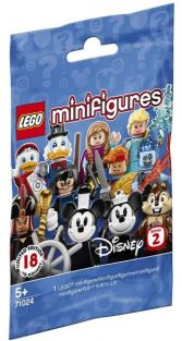 DISNEY MINIFIGURES-SERIES 2