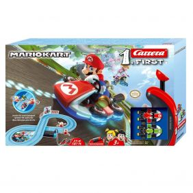 MARIO KART 1.FIRST SLOT CAR SET (2019)
