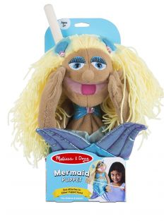 MERMAID PUPPET BOXED