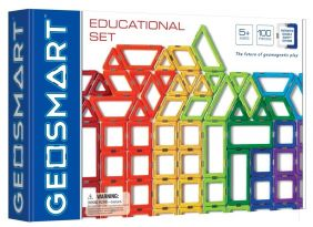 GEOSMART ESUCATION SET 100PC #