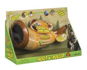 HOOT N' HOLLER ANIMAL CALLER