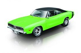 1/18 '69 DODGE CHARGER R/T CUS