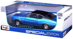 1/18 '71 CHEVELLE SS 454 H/T