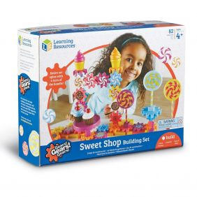 SWEET SHOP GEARS BUILDING SET