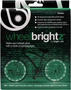 GREEN WHEELBRIGHTZ