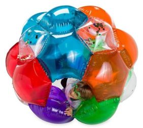 LIGHT-UP KALEIDOSCOPIC GBOP BALL