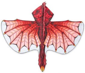DRAGON WINGS-INFERNO RED