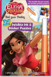 ELENA OF AVALOR 2 IN 1 INVISIB