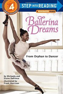 BALLERINA DREAMS-STEP INTO REA
