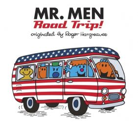MR. MEN ROAD TRIP! BOOK