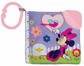 MINNIE MOUSE SOFT BOOK #79256