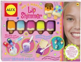 MIX & MAKE UP LIP SHIMMER KIT