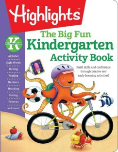 HIGHLIGHTS BIG FUN KINDERGARTE