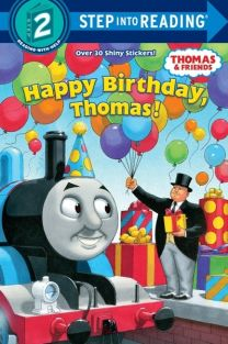 HAPPY BIRTHDAY, THOMAS!-STEP/READING 2
