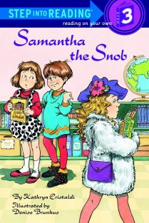 SAMANTHA THE SNOB-STEP 3