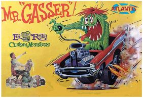 1/25 MR GASSER W/MONSTER FIGUR