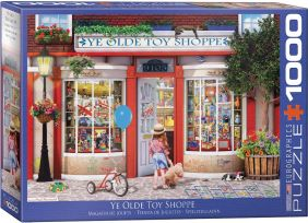 YE OLDE TOY SHOPPE 1000PC PUZZ