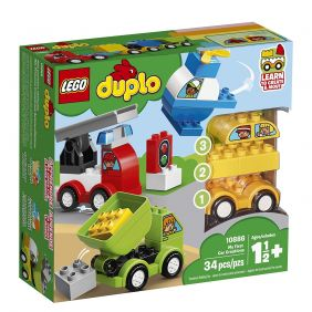 MY FIRST CAR CREATIONS-DUPLO