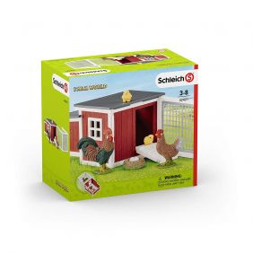 CHICKEN COOP-FARM WORLD