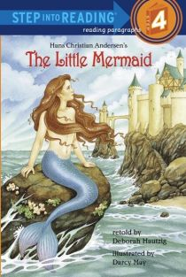 (SALE) THE LITTLE MERMAID-STEP INTO R