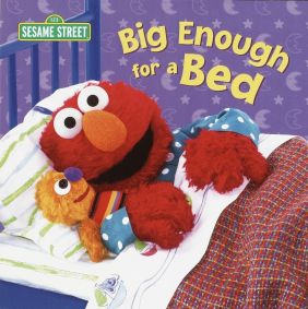 BIG ENOUGH FOR A BED-SESAME ST