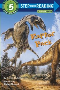 RAPTOR PACK-STEP INTO READING