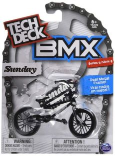 TECH DECK BMX FINGER BIKE