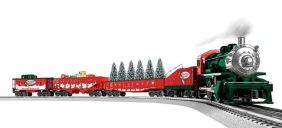O CHRISTMAS EXPRESS LIONCHIEF