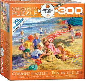 FUN IN THE SUN 300-PIECE FAMIL