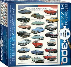 AMERICAN CARS OF THE 50'S 300-