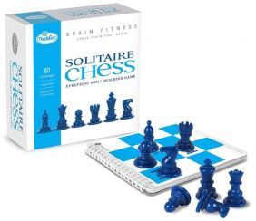 SOLITAIRE CHESS-BRAIN FITNESS