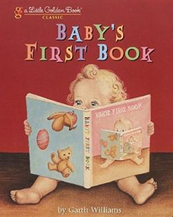 BABY'S FIRST BOOK-LITTLE GOLDEN BOOK