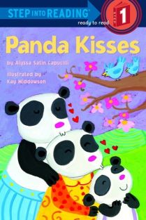 PANDA KISSES-STEP/READING 1