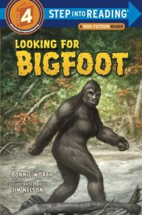 LOOKING FOR BIGFOOT-STEP INTO