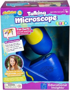 TALKING MICROSCOPE-GEO/JR