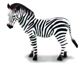 (D)COMMON ZEBRA FIGURE #88032 BY