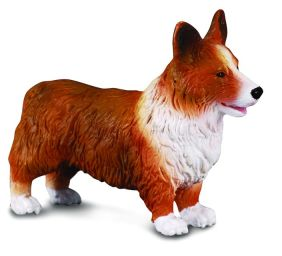 WELSH CORGI DOG FIGURE